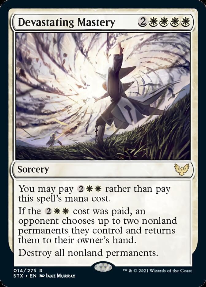 Devastating Mastery [STX] (F)