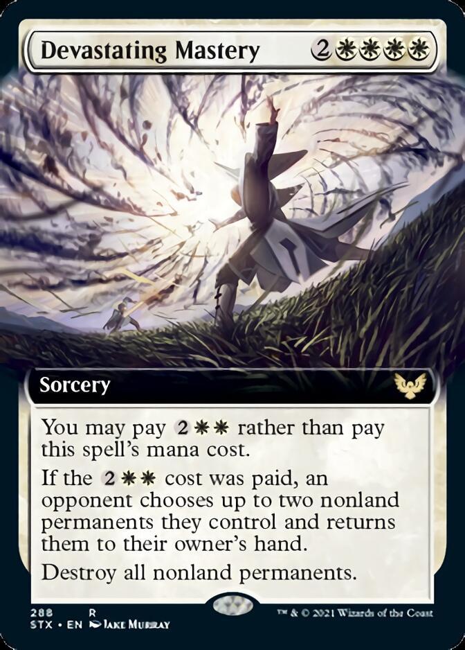 Devastating Mastery <extended> [STX] (F)