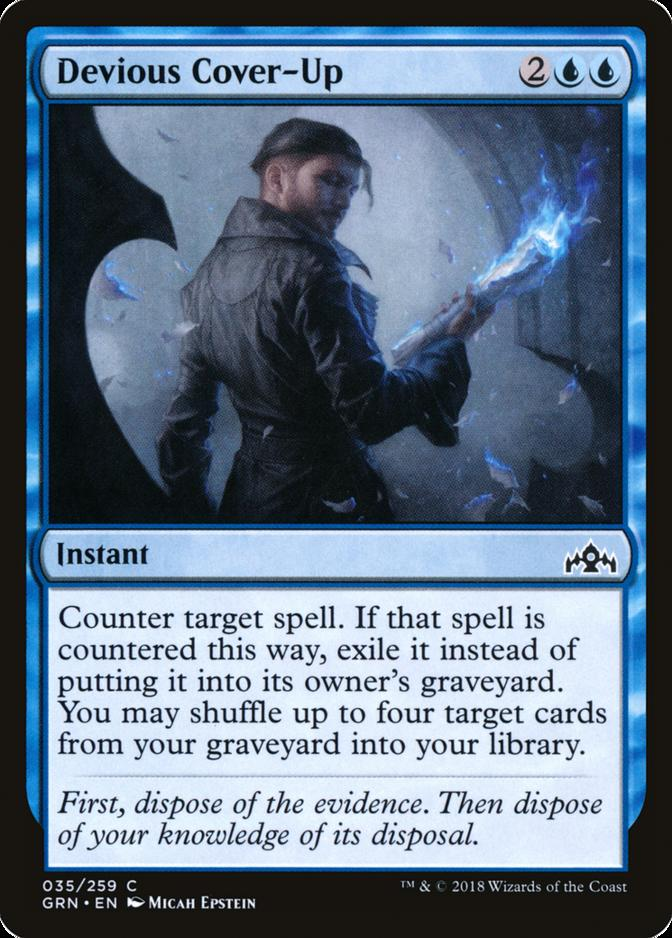 Devious Cover-Up [GRN]