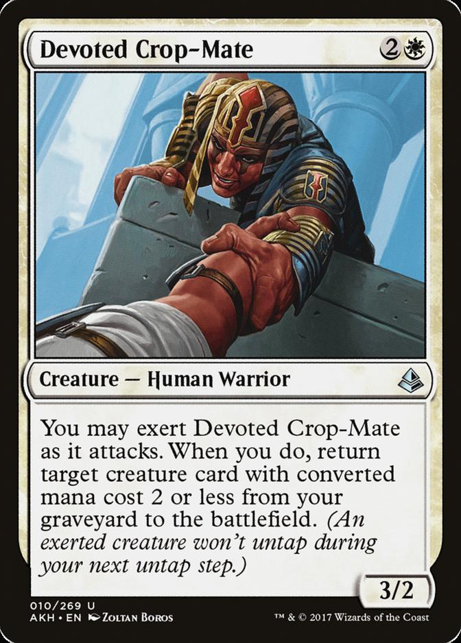 Devoted Crop-Mate [AKH]