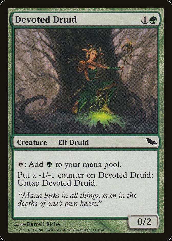 Devoted Druid [SHM]