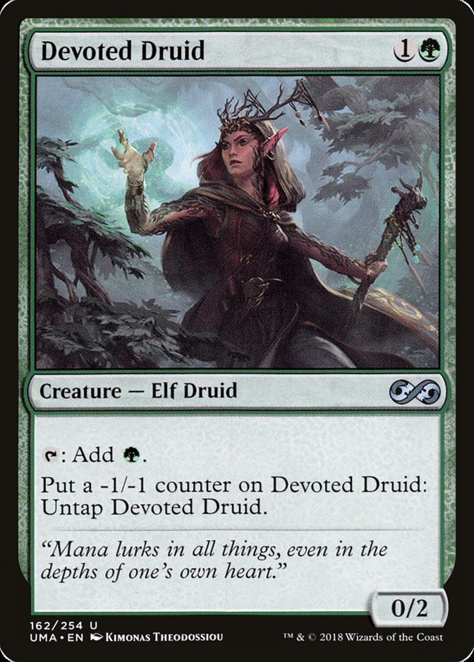 Devoted Druid [UMA] (F)