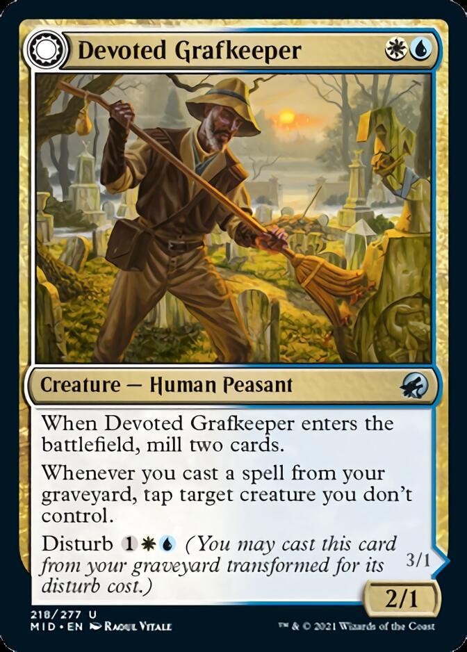 Devoted Grafkeeper [MID]