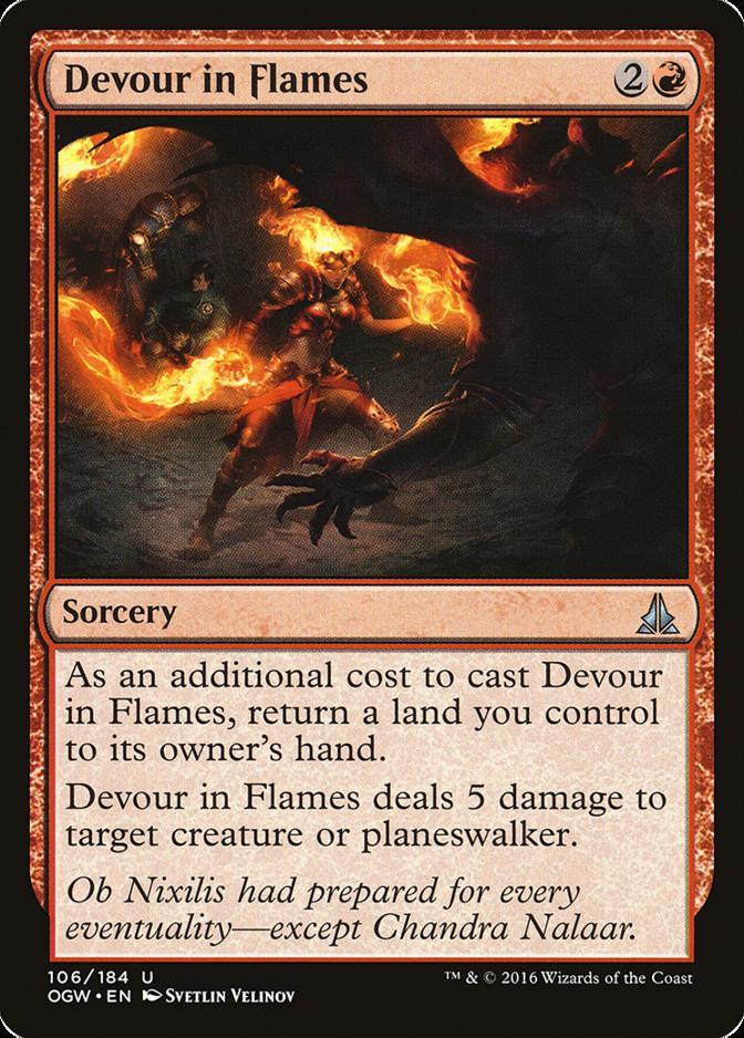Devour in Flames [OGW]