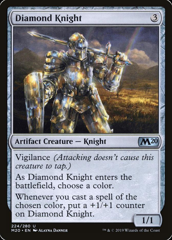 Diamond Knight [M20]