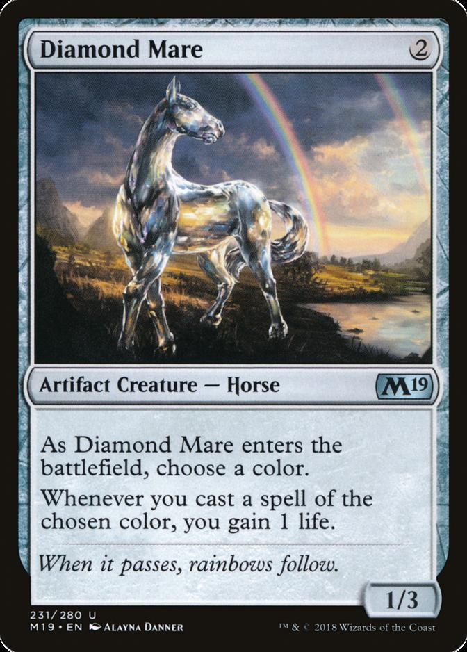 Diamond Mare [M19]