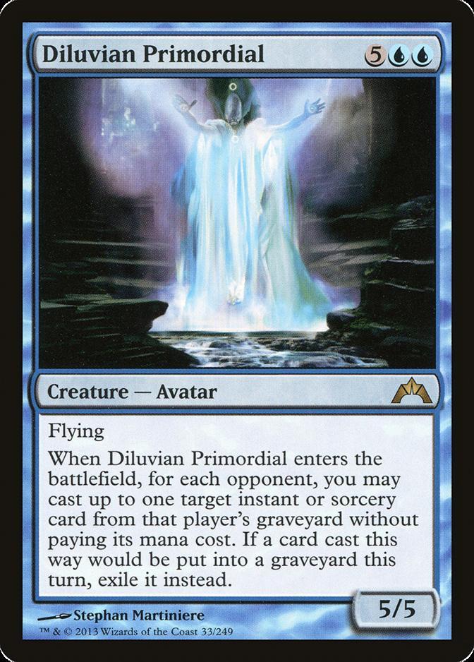 Diluvian Primordial [GTC]