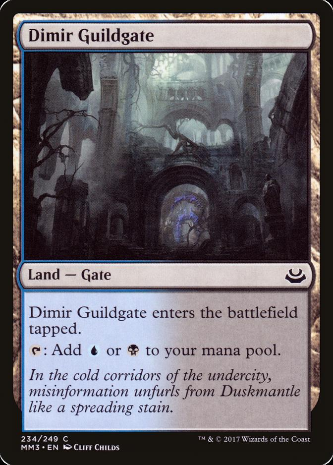 Dimir Guildgate [MM3]