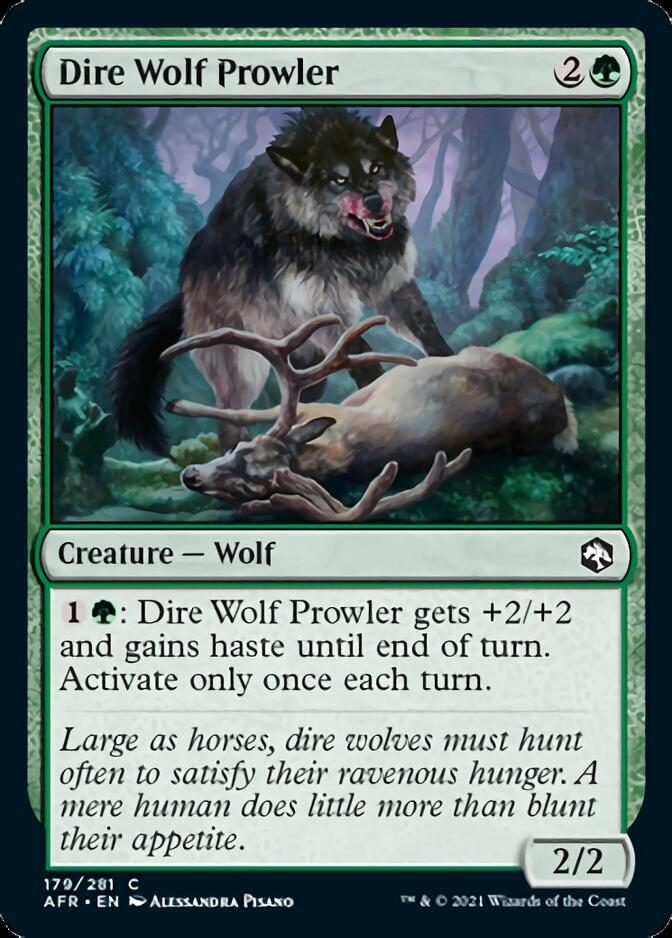Dire Wolf Prowler [AFR]