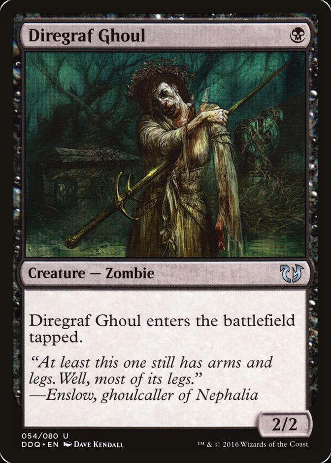 Diregraf Ghoul [DDQ]