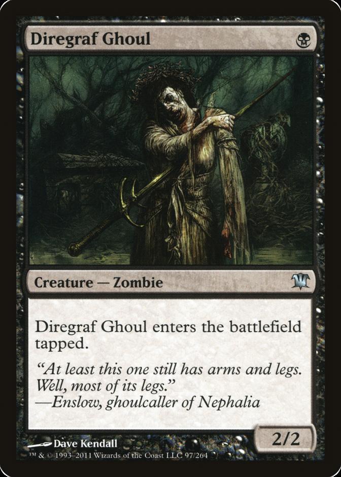Diregraf Ghoul [ISD]