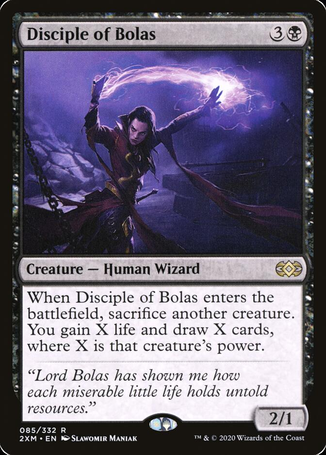 Disciple of Bolas [2XM]