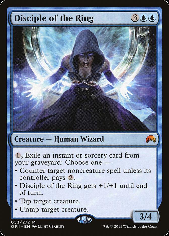 Disciple of the Ring [ORI]