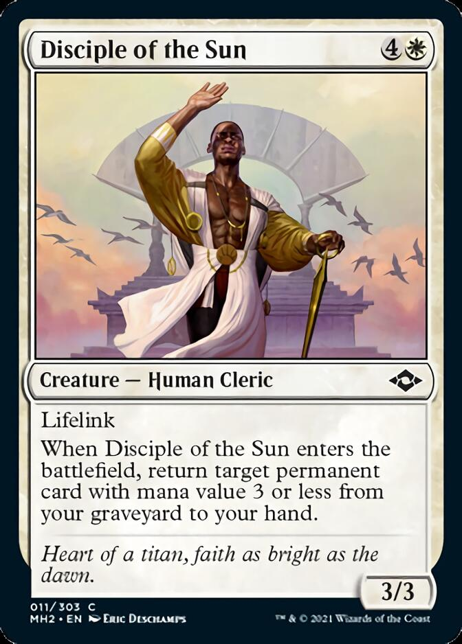 Disciple of the Sun [MH2]