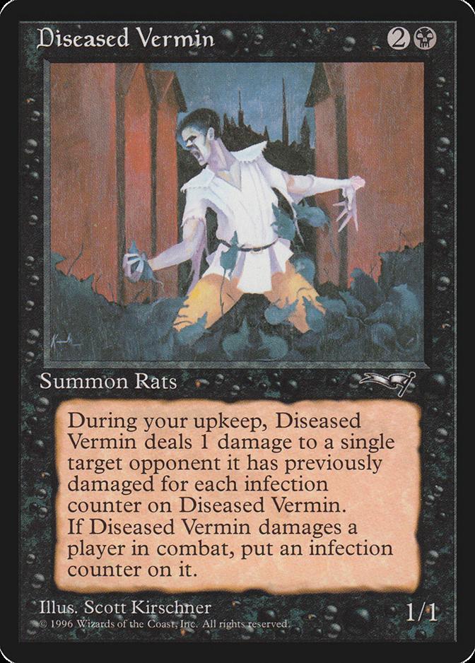 Diseased Vermin [ALL]