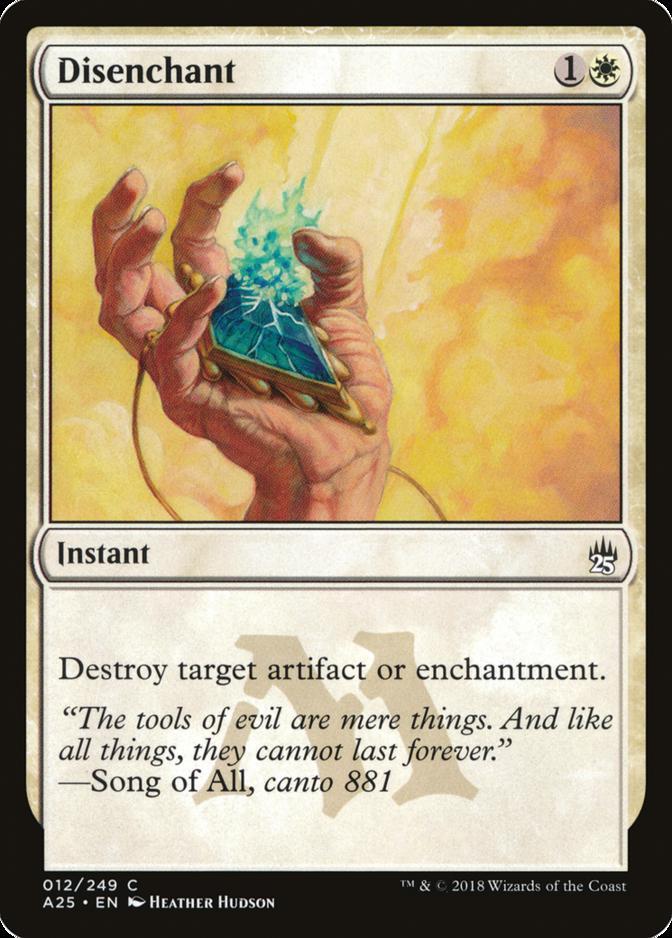 Disenchant [A25] (F)
