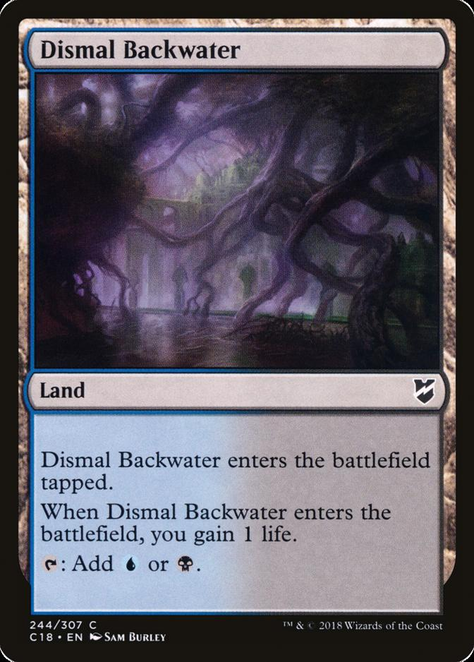 Dismal Backwater [C18]