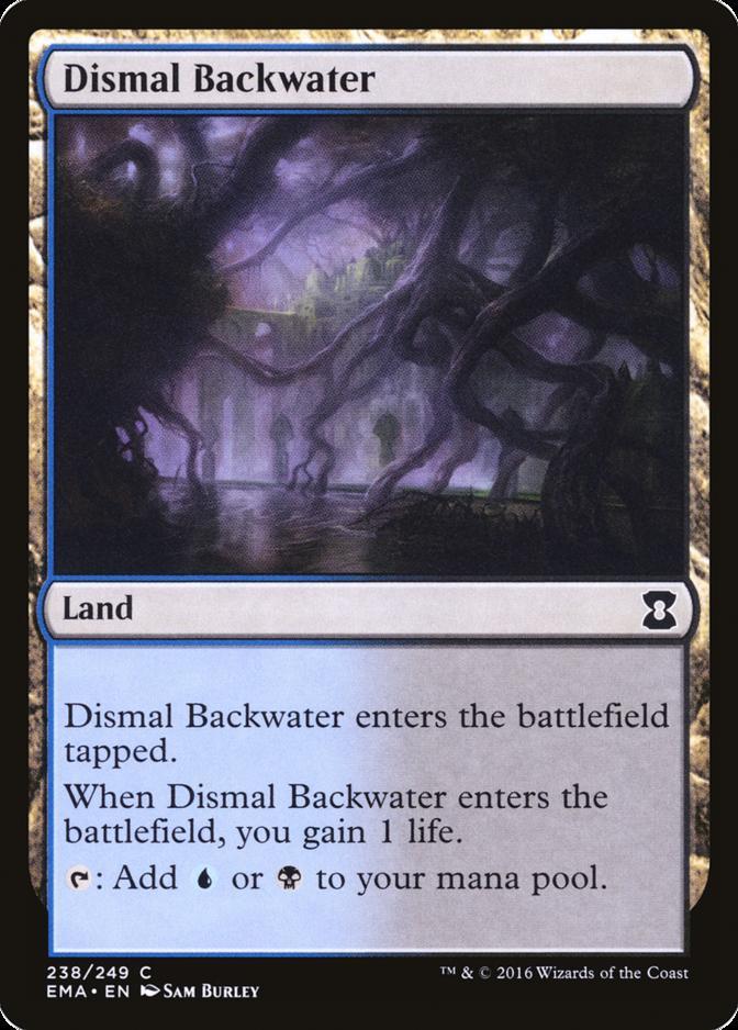 Dismal Backwater [EMA] (F)