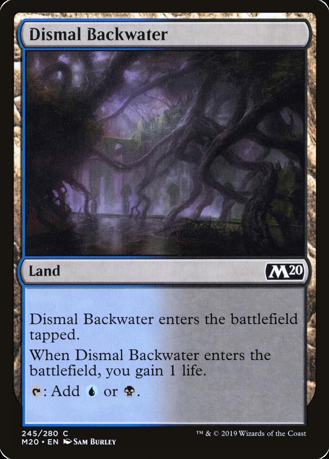Dismal Backwater [M20]