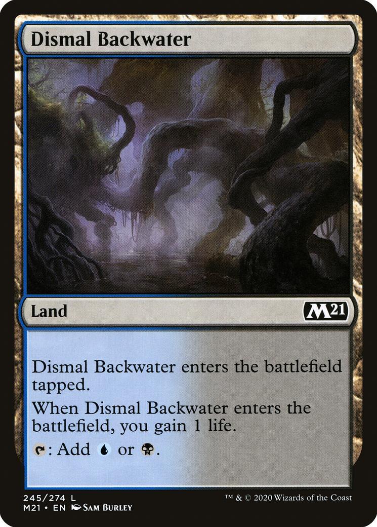 Dismal Backwater [M21]