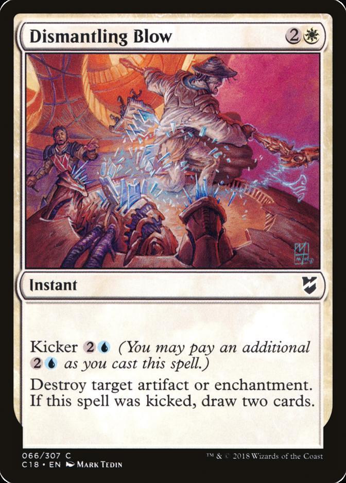 Dismantling Blow [C18]