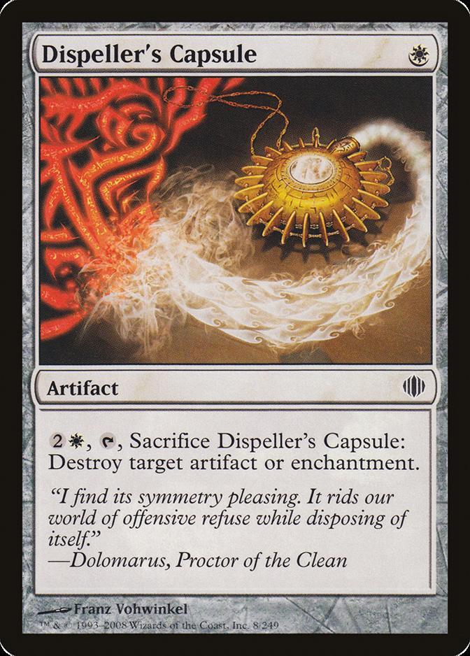 Dispeller's Capsule [ALA] (F)