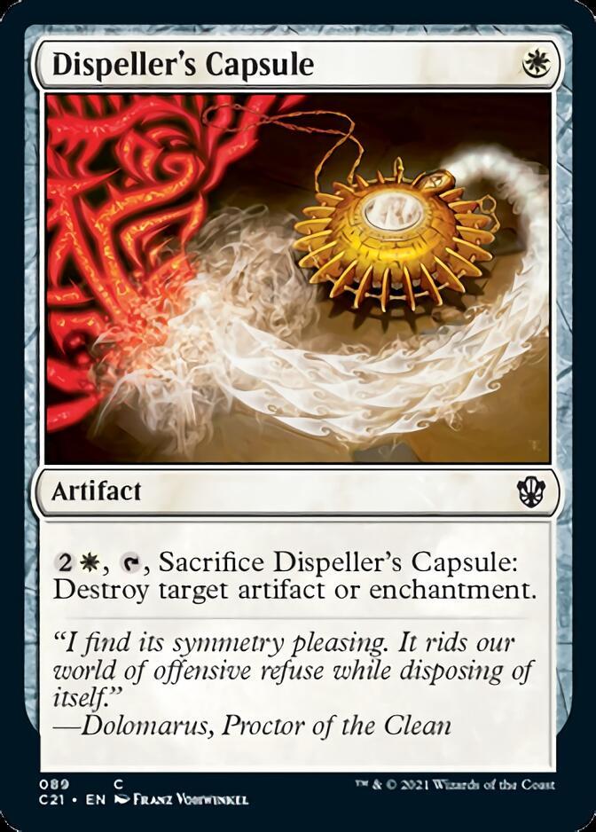 Dispeller's Capsule [C21]