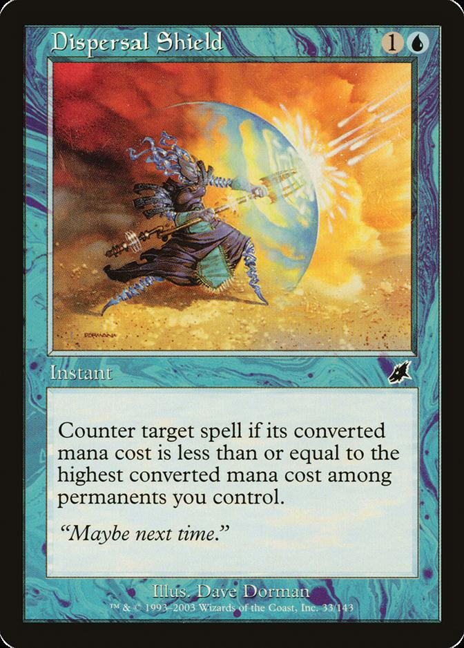 Dispersal Shield [SCG]