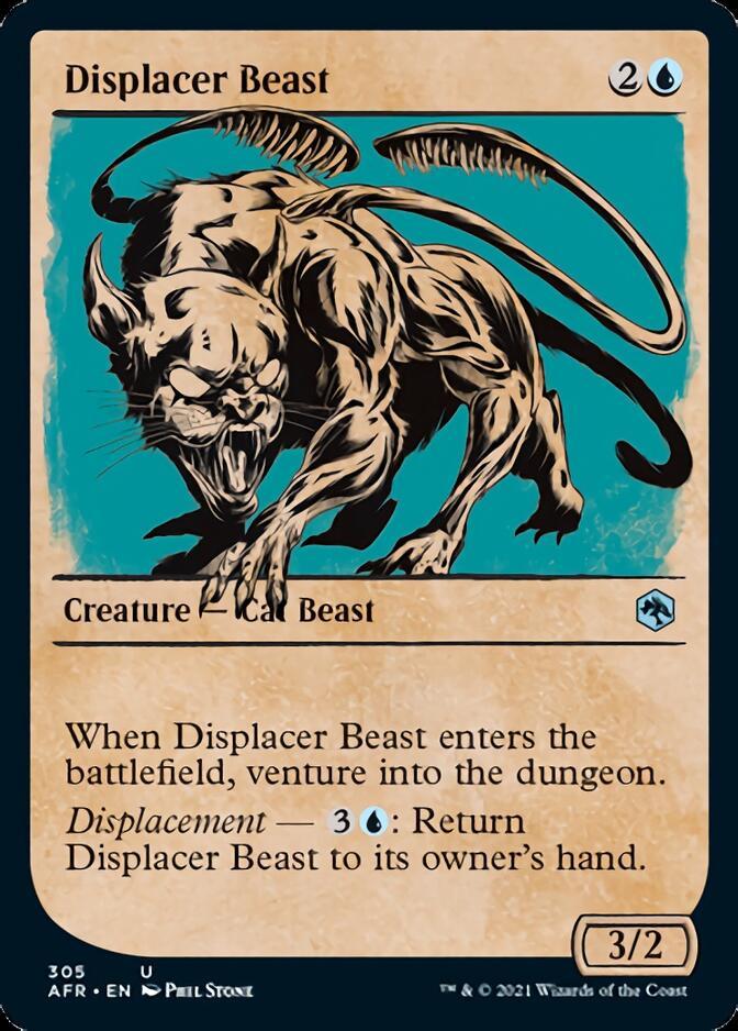 Displacer Beast <showcase> [AFR]
