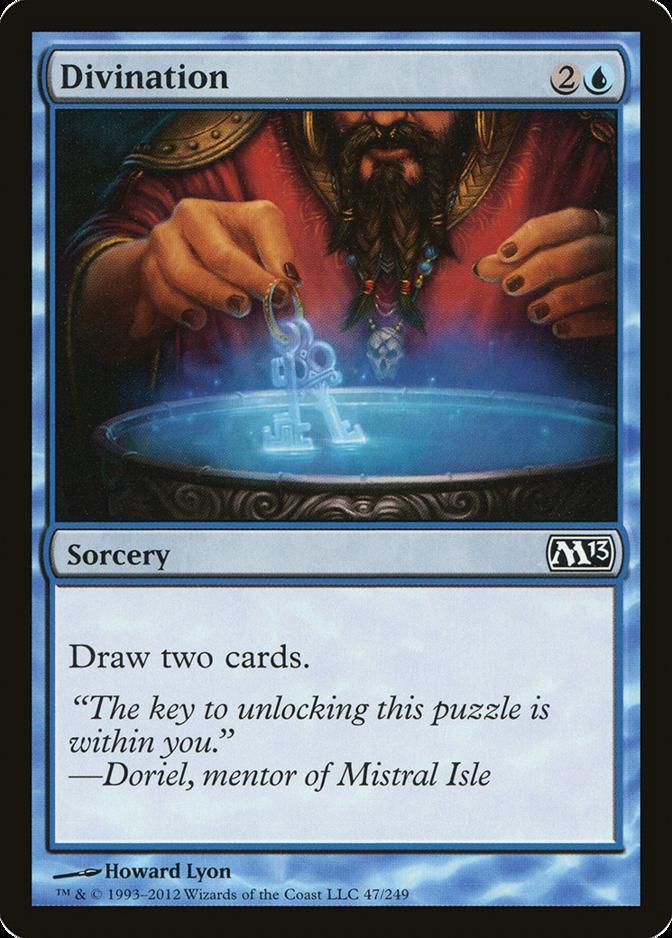 Divination [M13]