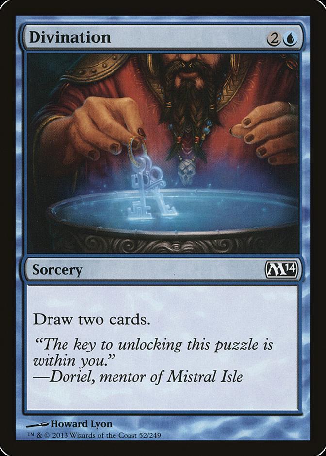 Divination [M14]