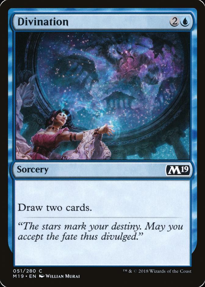 Divination [M19]