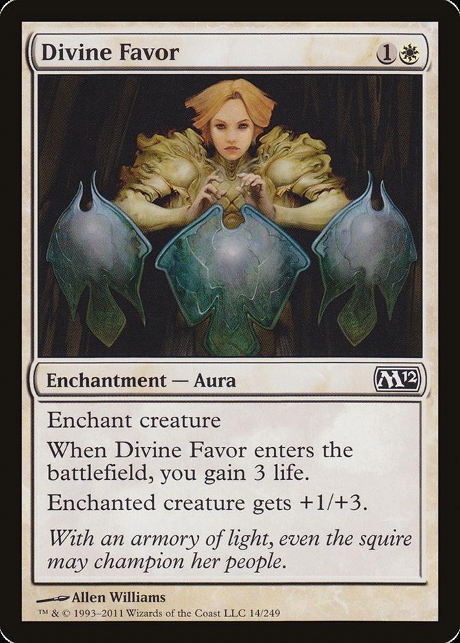 Divine Favor [M12]