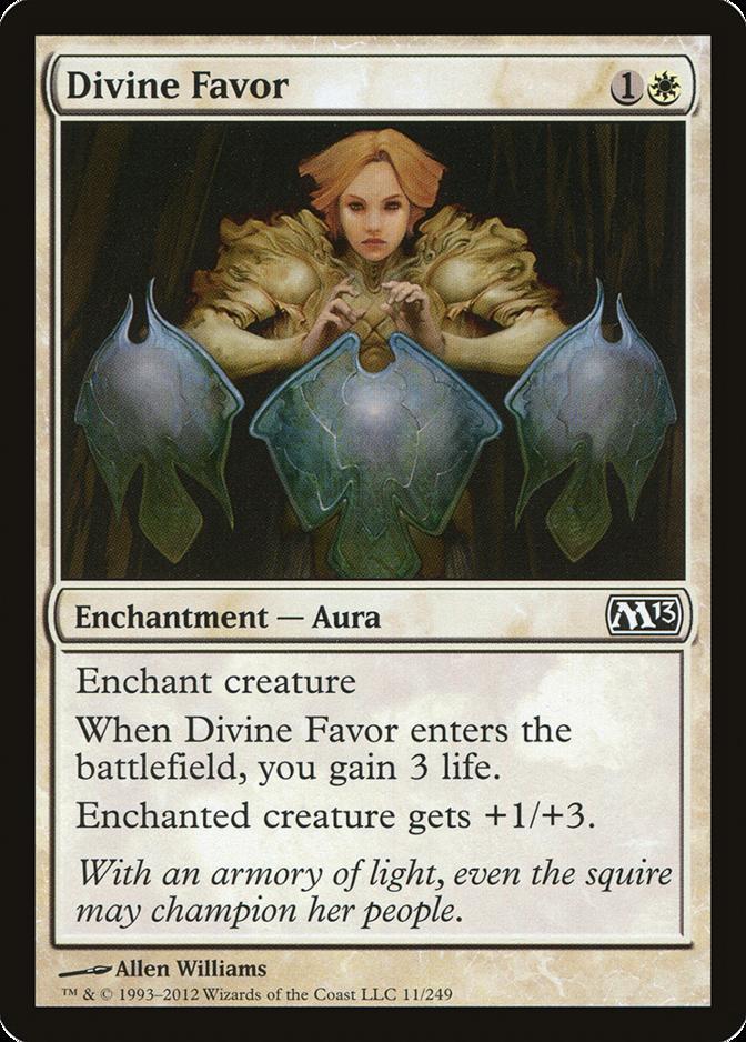 Divine Favor [M13]