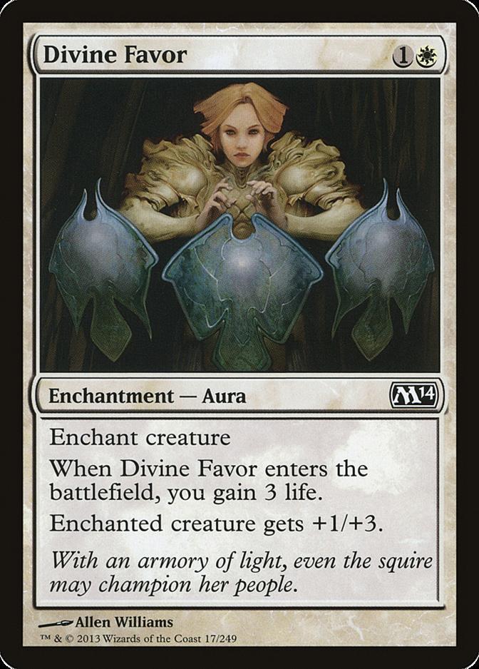 Divine Favor [M14]