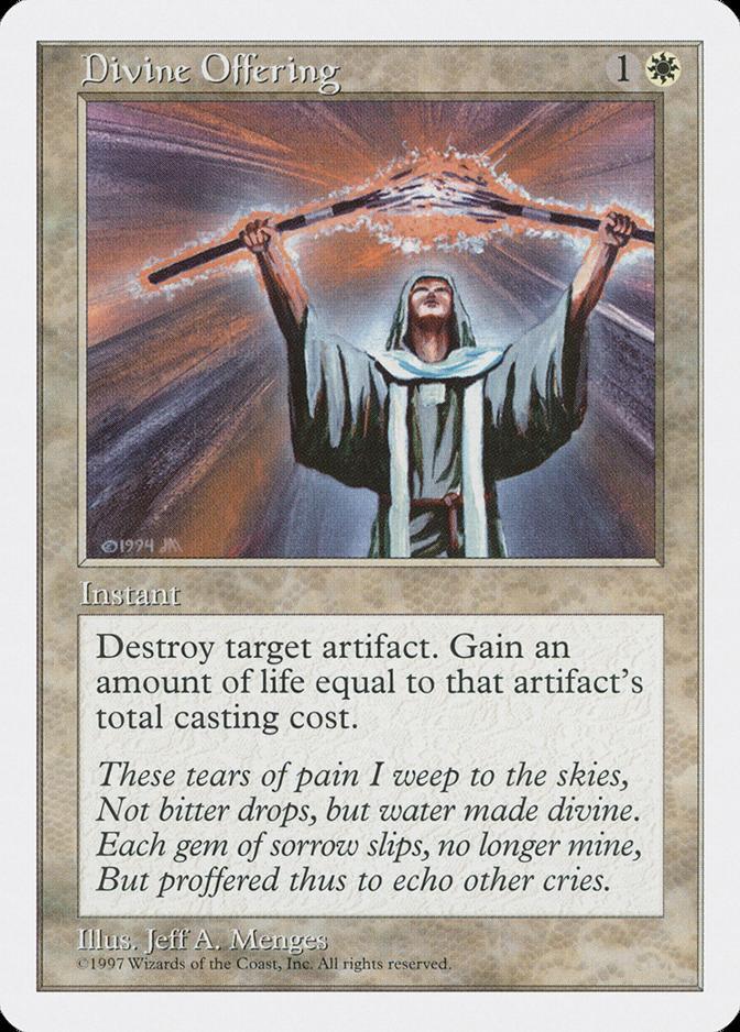 Divine Offering [5ED]