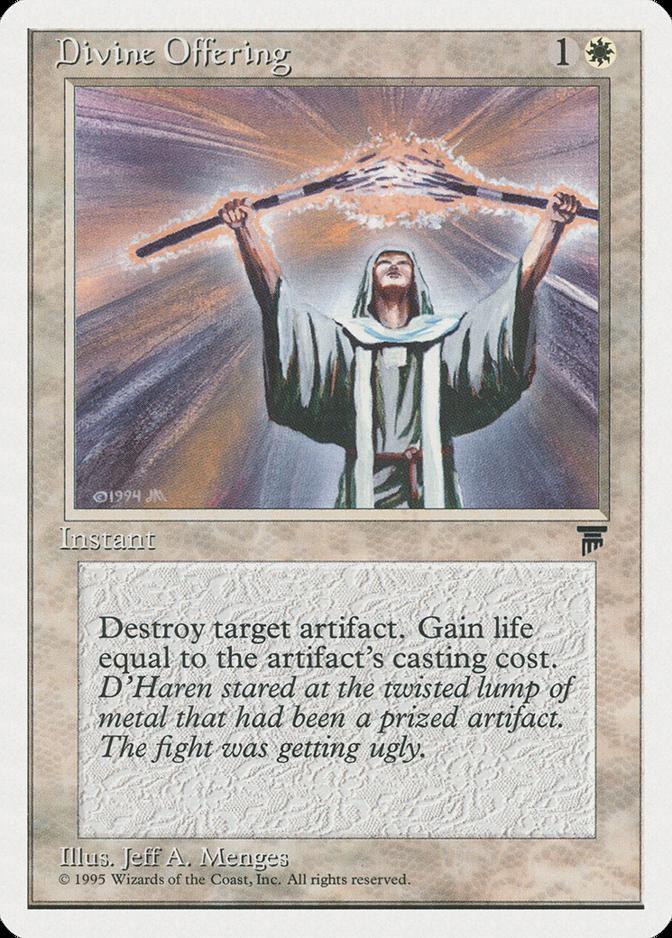 Divine Offering [CHR]