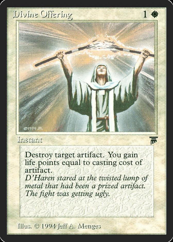 Divine Offering [LEG]