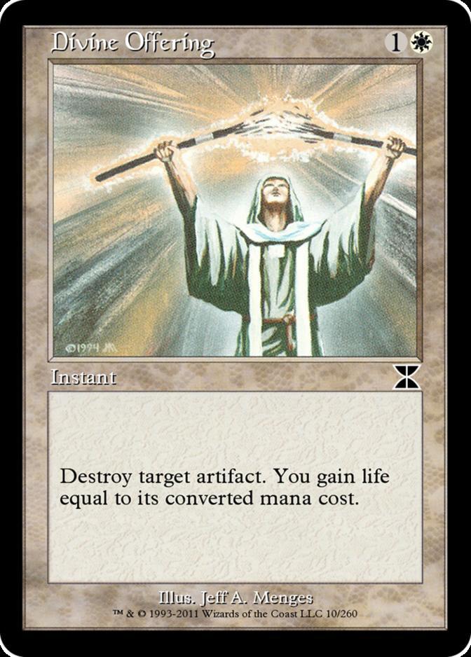 Divine Offering [ME4]