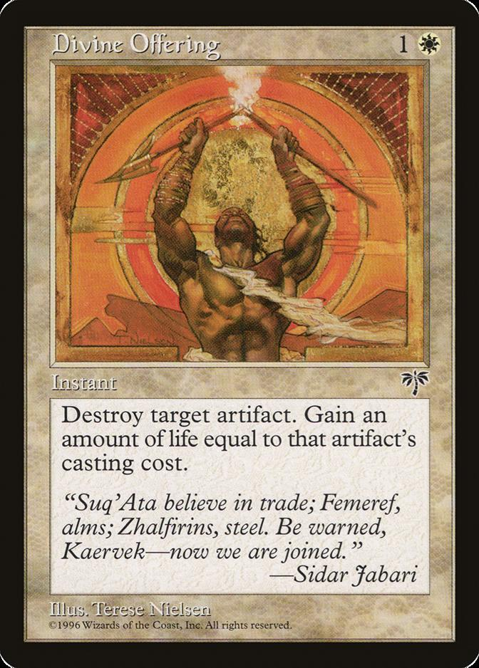 Divine Offering [MI]