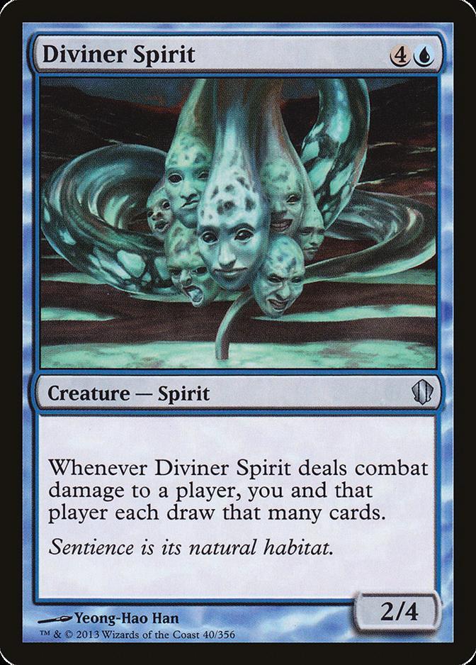 Diviner Spirit [C13]