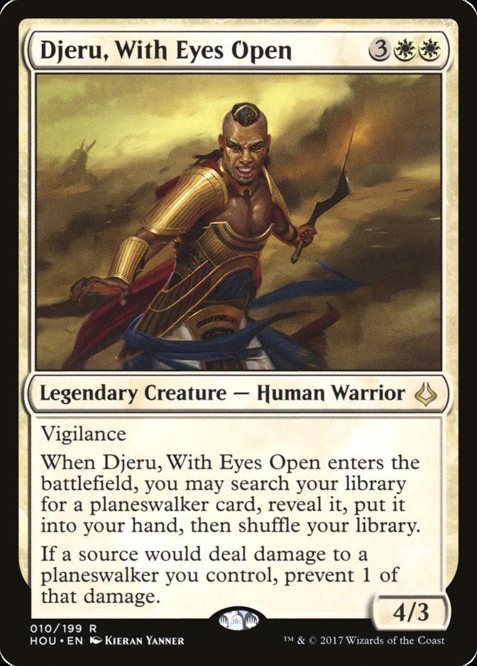 Djeru, With Eyes Open [HOU] (F)