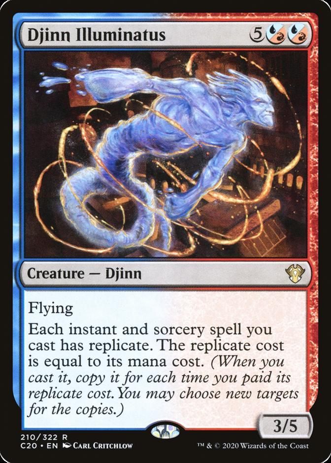 Djinn Illuminatus [C20]