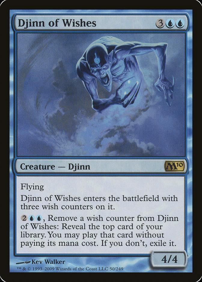 Djinn of Wishes [M10]