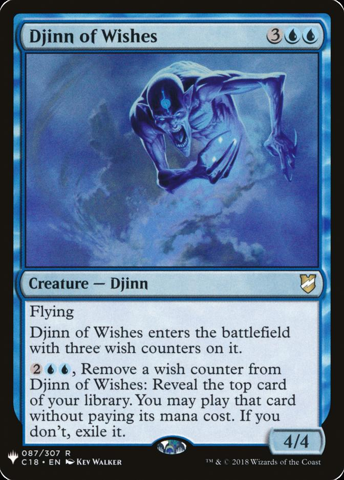 Djinn of Wishes [MB1]