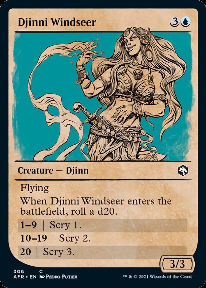 Djinni Windseer <showcase> [AFR]