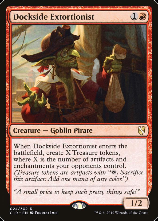 Dockside Extortionist [C19]