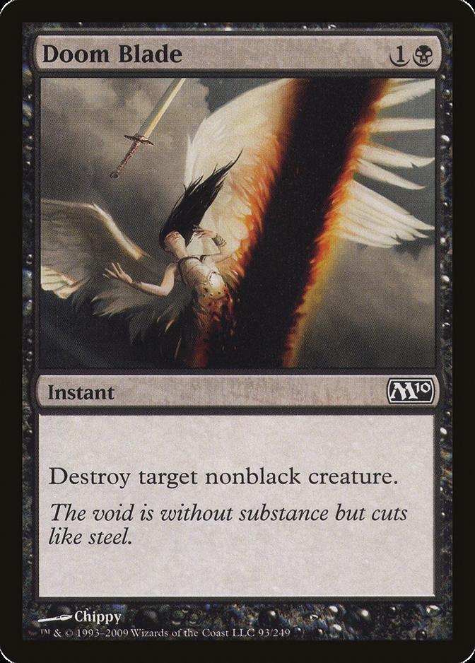 Doom Blade [M10]
