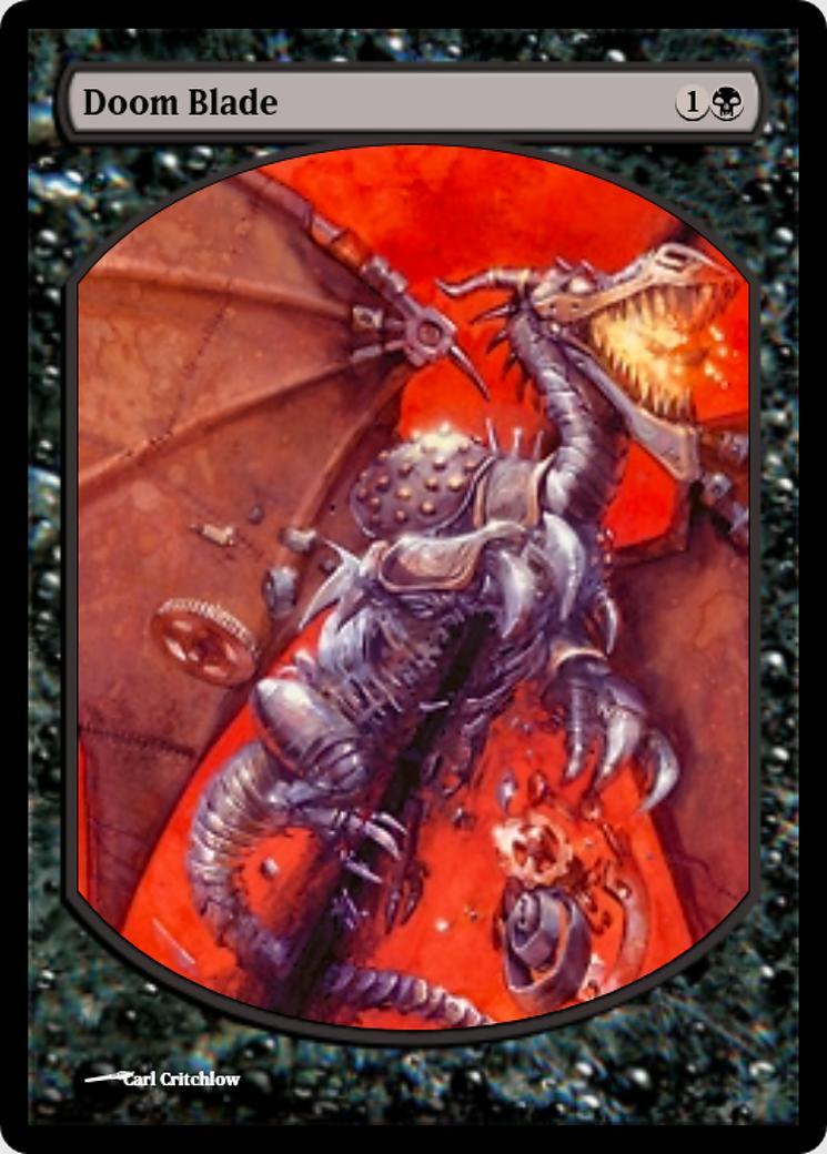 Doom Blade [PRM] (F)