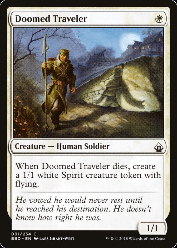 Doomed Traveler [BBD]